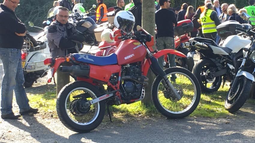 moto interdite en centre ville