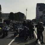 en pleine manifestation Rennes