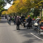 Groupe de motards