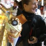 glace traditionnelle au Sanchez de Saint-Malo