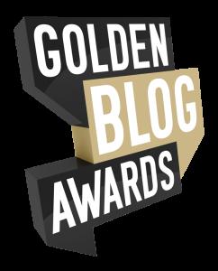 logo des Golden Blog Awards