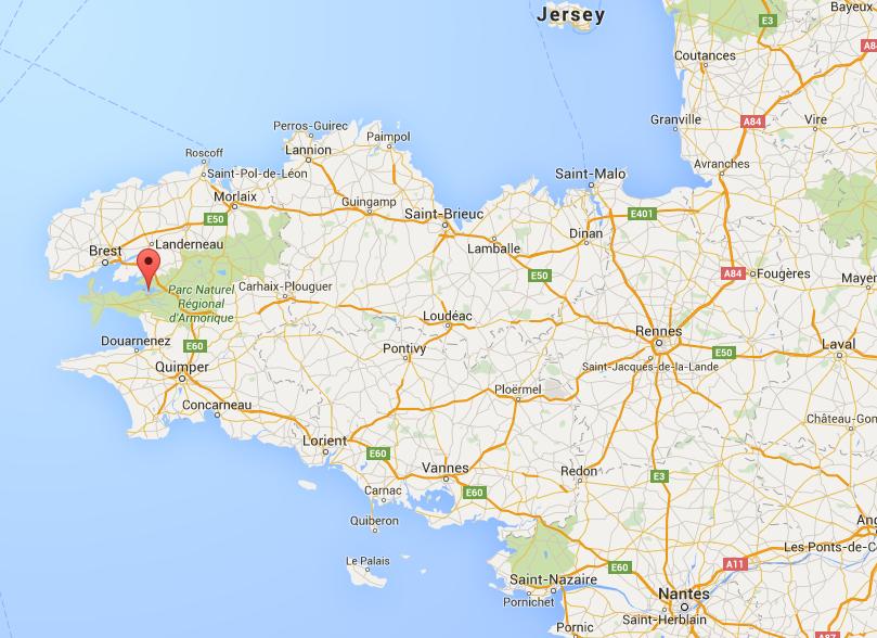 Landevennec (Bretagne)