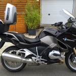 bmw R 12 RT : le confort