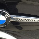 Logo R1200RT BMW