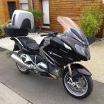moto routière chez BMW