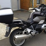 Moto BMW R 12 RT