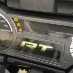 BMW R 1200 RT : tableau de bord couleur