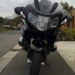 face avant du R12RT BMW