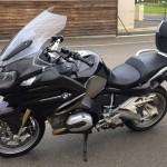 moto Allemande BMW