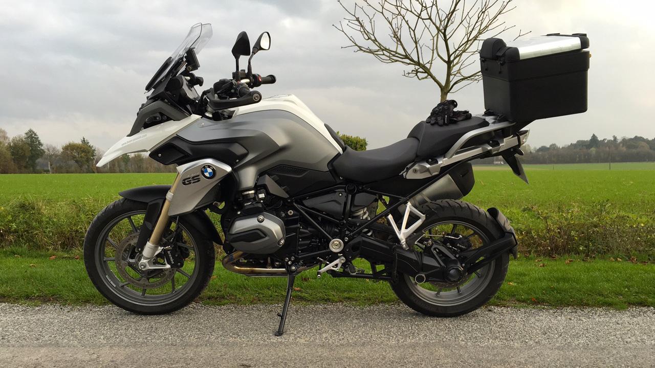 moto BMW R 12 GS
