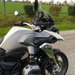 Au guidon du R1200GS