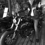 Nouvelle moto de Jean-Claude : Sportster 1200 XL Forty Eight 2016