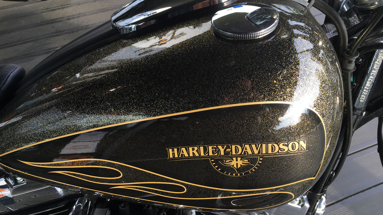 Logo Harley Davidson 2016