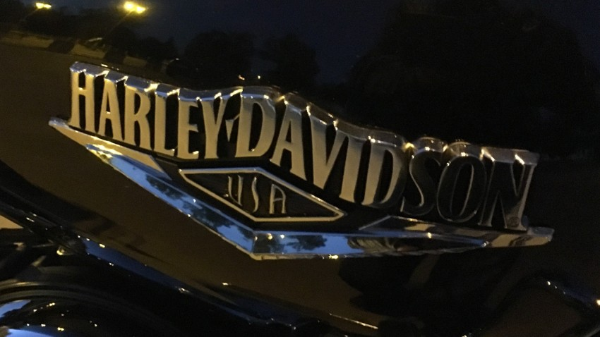 logo Harley Davidson Roadking