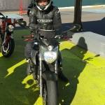 Yamaha XJ6 d'Antoine