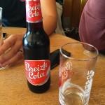 Breizh cola au Breizh café de Cancale