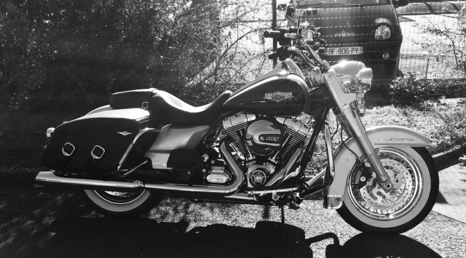 Mythique Roadking Harley Davidson