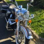 Harley Davidson à Rennes : le Roadking