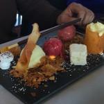 glace au restaurant du golf de saint-malo