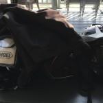 casque à la brasserie du golf de Saint-Malo
