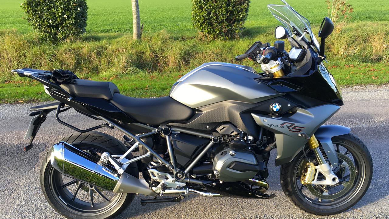 R12RS BMW Rennes
