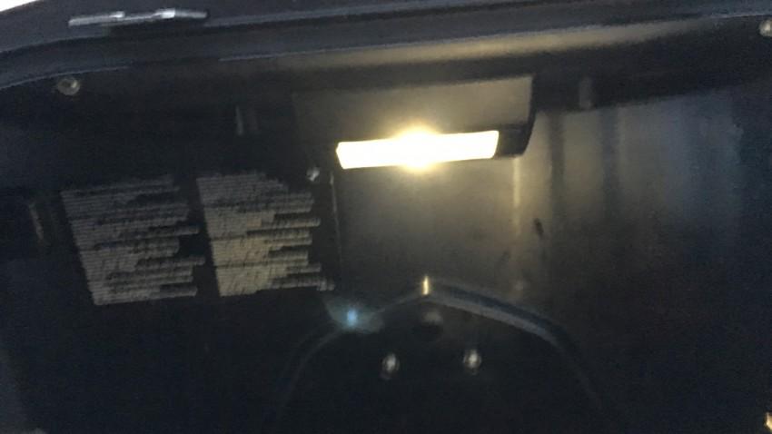 Lumière dans le Top Case K1600GT : bien vu