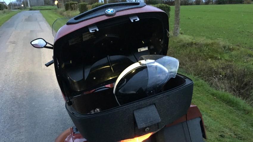 top case K1600 GT BMW