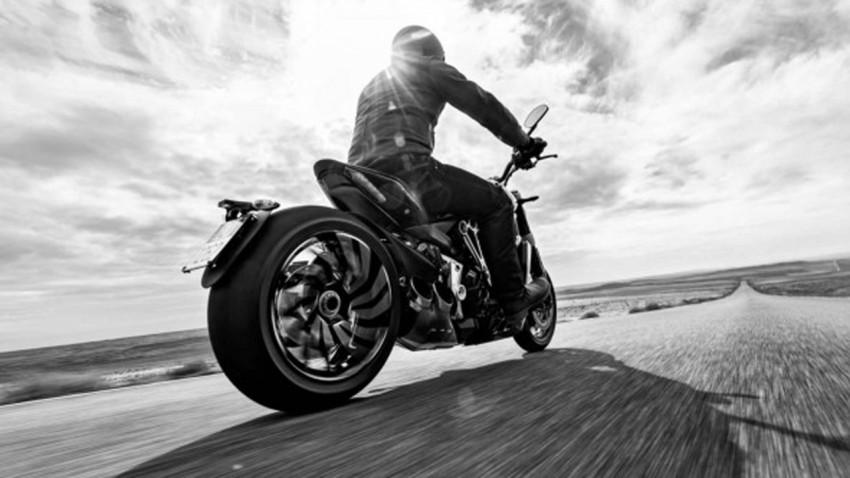 ride on xdiavel