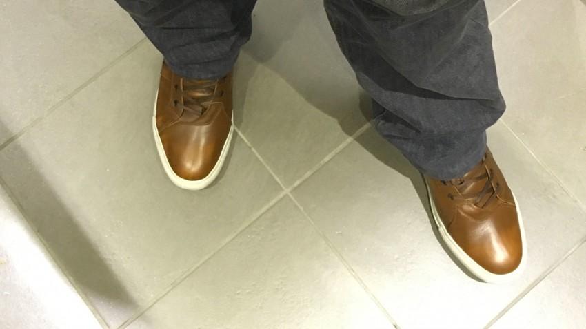bottine de moto : Street Rocker D-WP Shoes