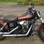 sortie moto Harley Davidson Rennes