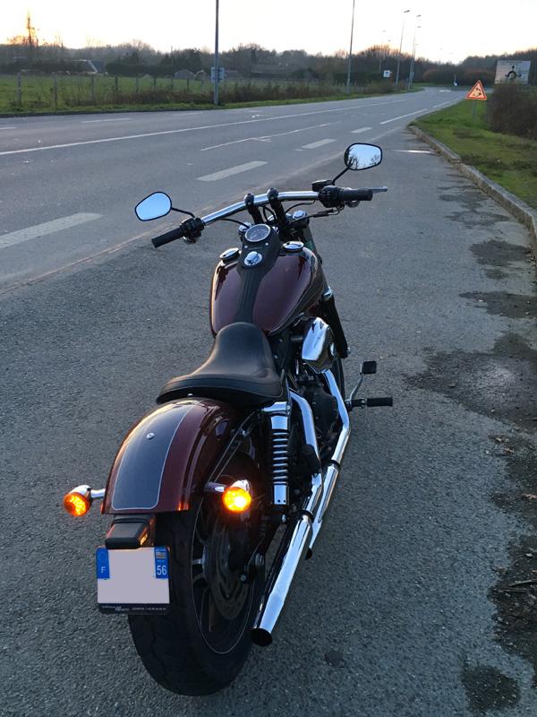 balade moto de décembre 2015