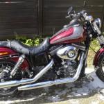 lavage moto : produit meguiar's