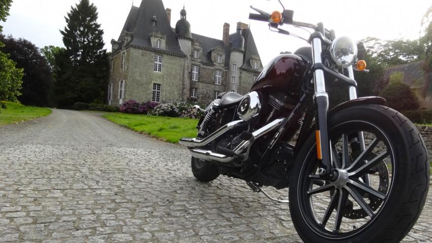 Harley Davidson Streetbob SE 2014