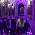 montée des marches à l'Hôtel de Ville de Paris #GBA6