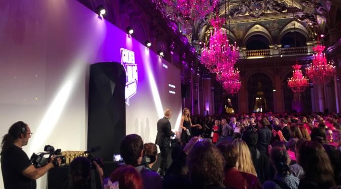 cérémonie des Golden Blog Awards 2015