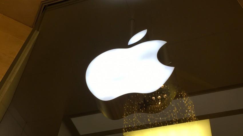 Apple store de Paris : la salle de jeux