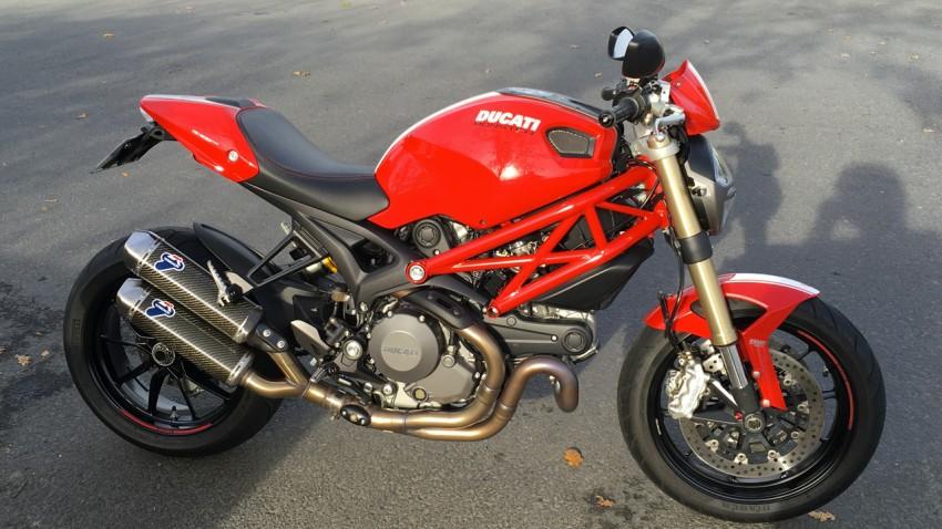 excellente moto Ducati