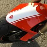 garde boue avant Ducati Monster 1100 EVO