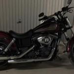 Moto vibre beaucoup chez Harley Davidson