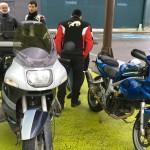 Groupe motard