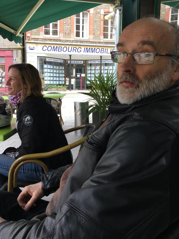 Agnès et Jean-François