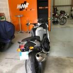 Faire poser un GPS moto K1300S à Rennes