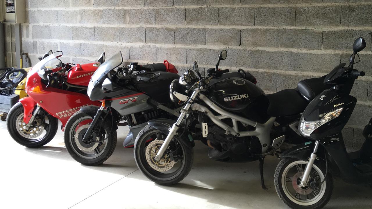 Atelier moto à Rennes