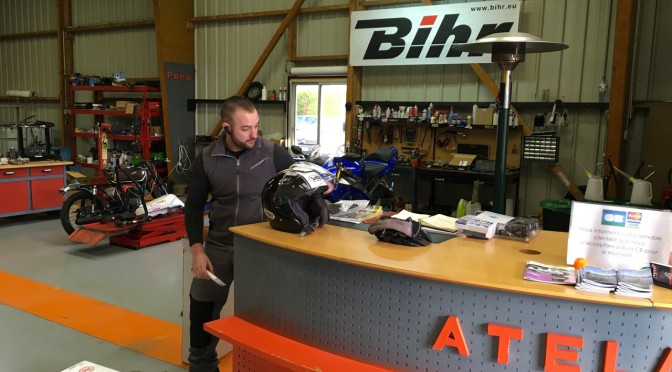 Meca Moto Services : Betton