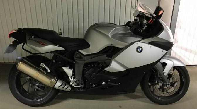 moto BMW K 13 S