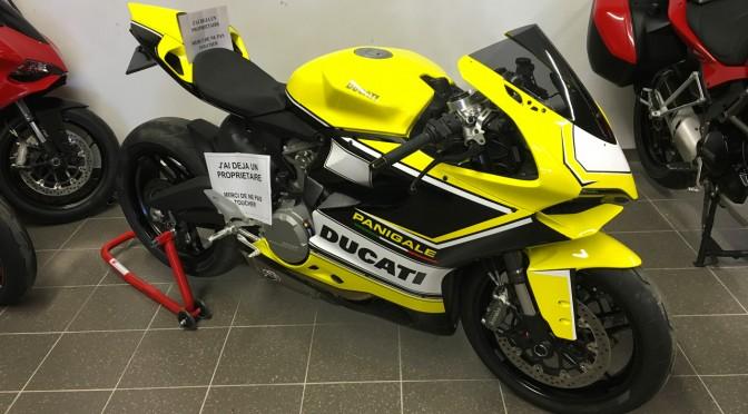 899 jaune Panigale