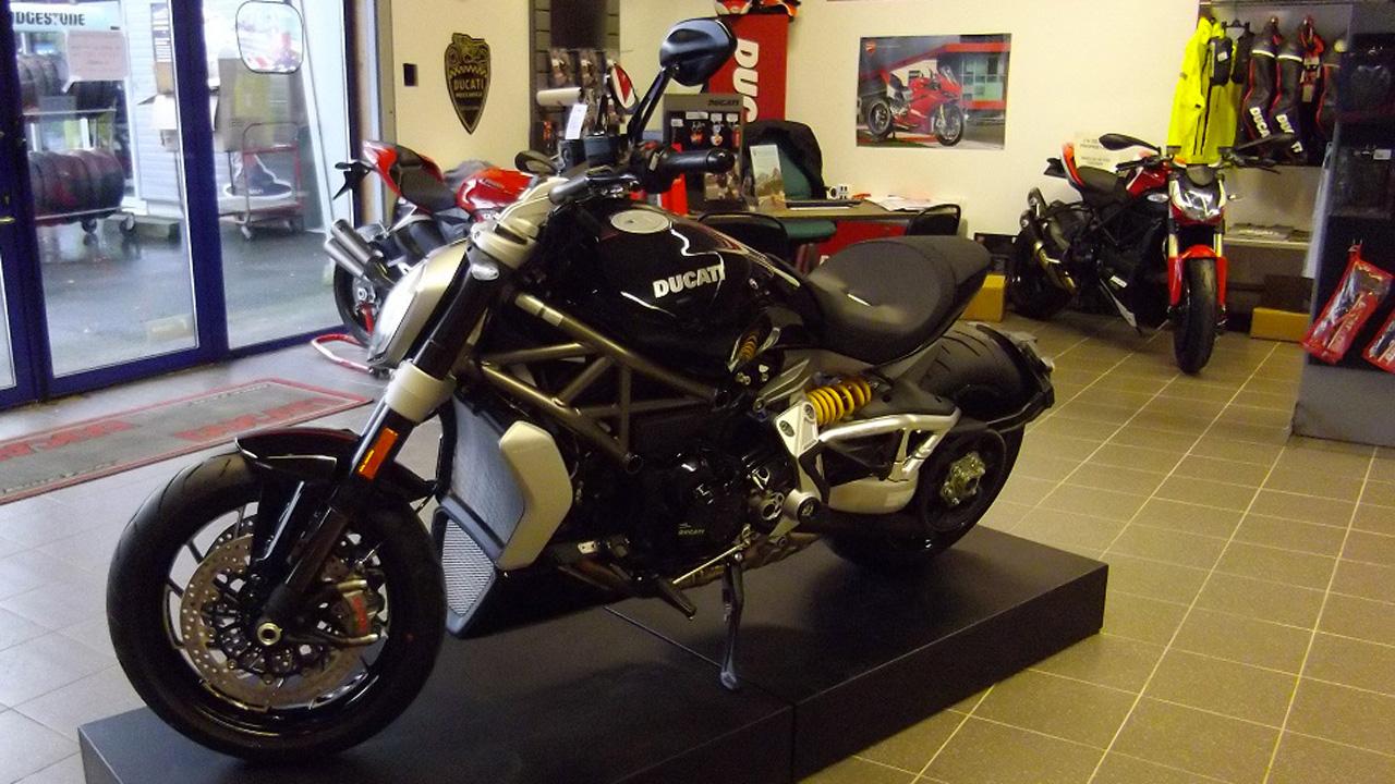 Ducati XDiavel S