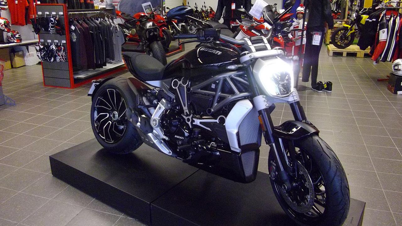 Xdiavel S noire 2016