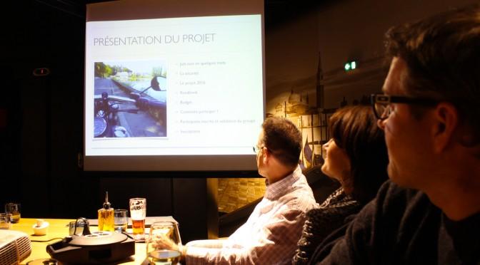 question et réponse aux participants du tour de Bretagne 2016