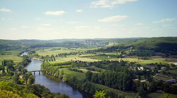 La Dordogne à moto